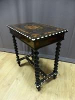 NAPOLEON III PERIOD WRITING TABLE