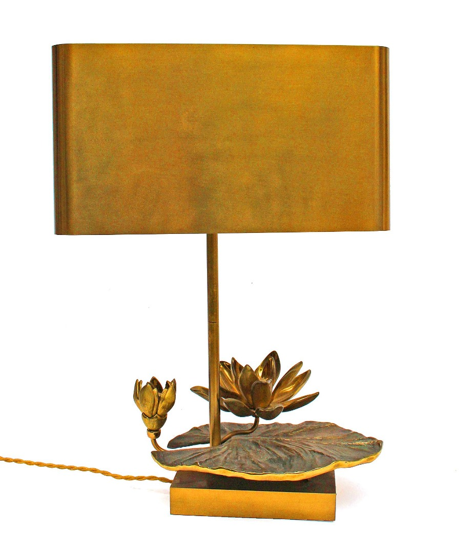 VINTAGE LAMP by Maison Charles 1970