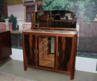 ART DECO SIDEBOARD IN ROSEWOOD
