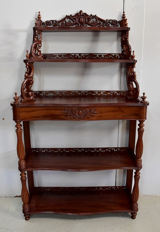 NAPOLEON III PERIOD CONSOLE TABLE