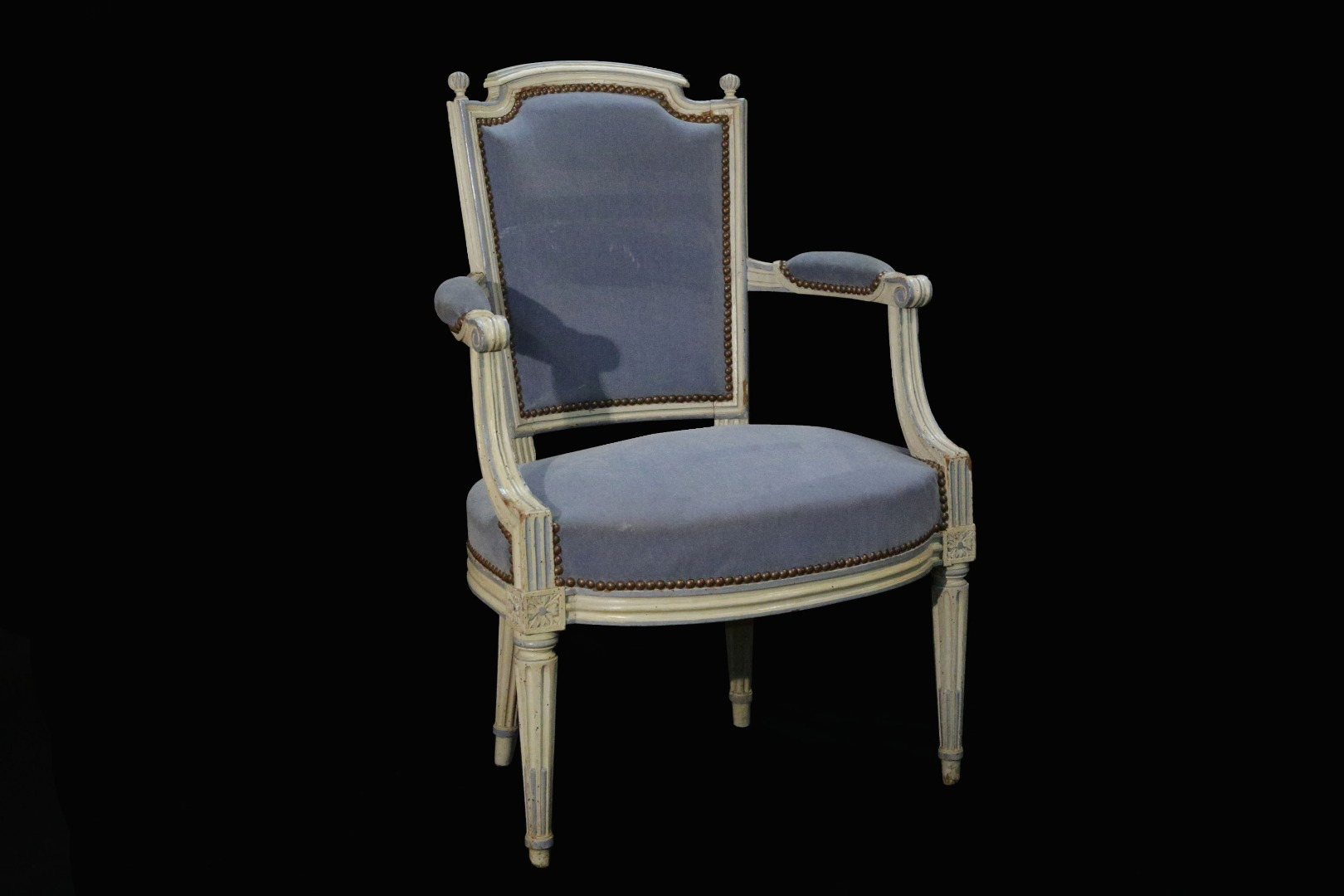 Directoire Armchair, end of the 18th century