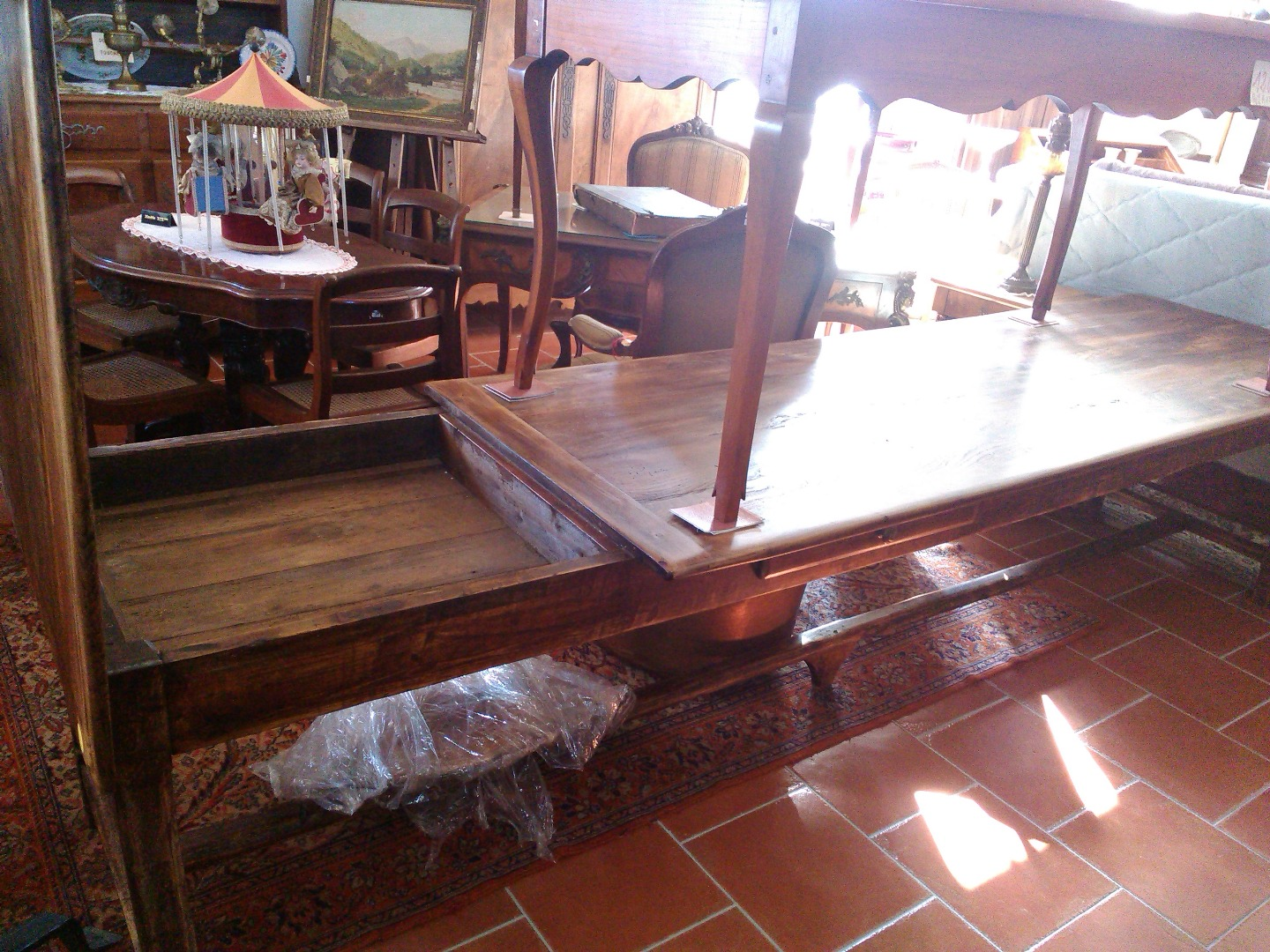 CONVENT TABLE