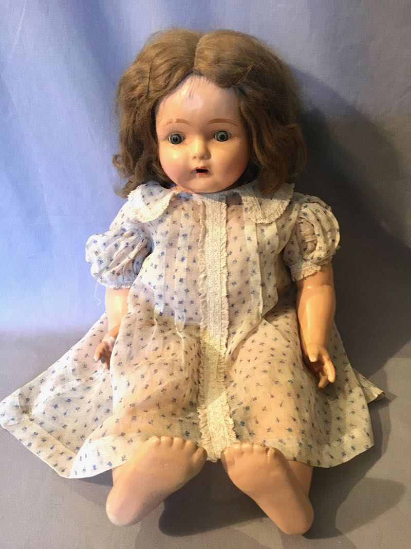 MAE STARR DOLL - AMERICAN PHONOGRAPH DOLL