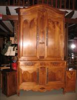 LOUIS XV PERIOD HIGH BUFFET CUPBOARD