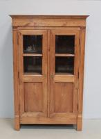 FRENCH DIRECTOIRE STYLE DISPLAY CABINET