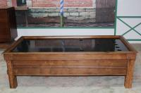 CONVERTED BILLIARD TABLE