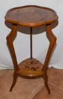 ART NOUVEAU STAND SIGNED PAUL GUTH NANCY