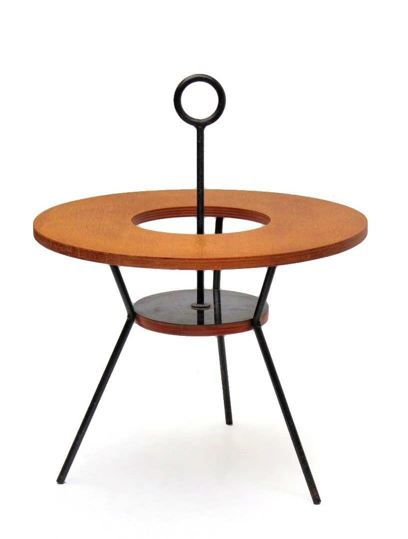 1950s OCCASIONAL TABLE