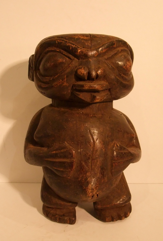 AFRICAN STATUETTE