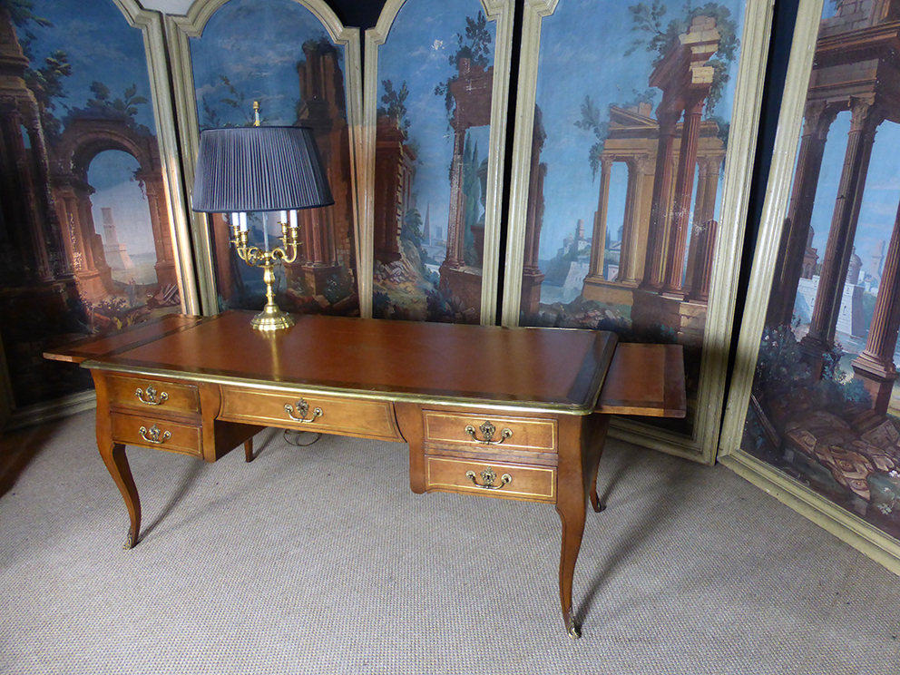 FRENCH REGENCY STYLE DESK