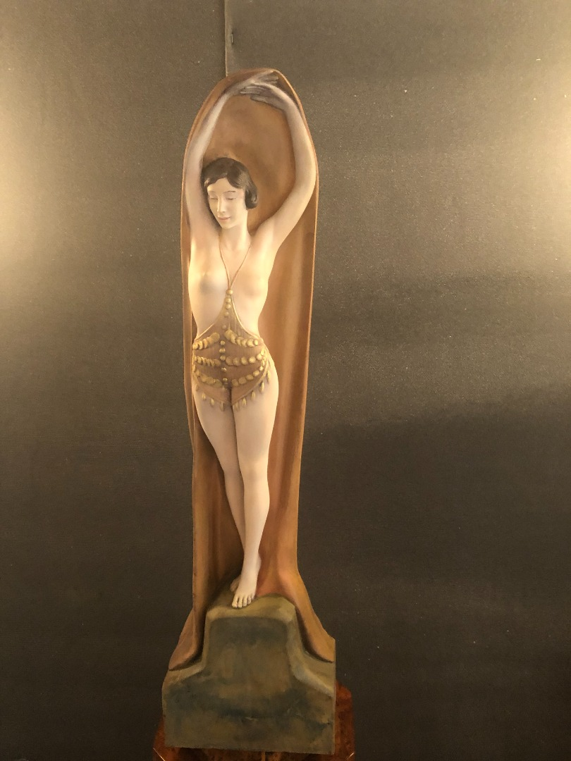 ART DECO PERIOD SCULPTURE