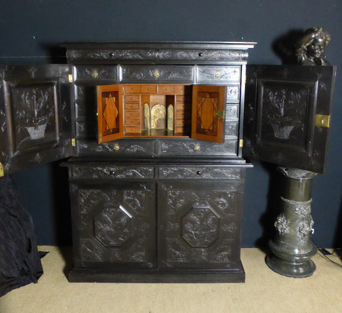 LATE 18th CENTURY CABINET
