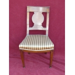 FRENCH DIRECTOIRE PERIOD CHAIR