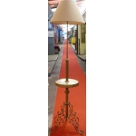 Gilt bronze floor lamp N III period