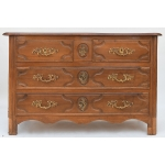 FRENCH REGENCY STYLE CHEST OF DRAWERS