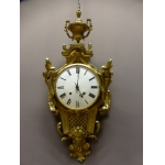CLOCK SIGNED GILLES MARTINOT (1656-1726)