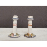 DOLL'S HOUSE CANDLESTICKS