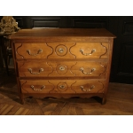18th C PARISIAN CHEST OF DRAWERS