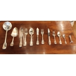 SILVER PLATE CUTLERY