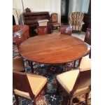 MAHOGANY FOLDING TABLE