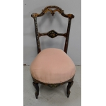 NAPOLEON III PERIOD CHAIR