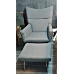 large vintage design armchair xx th century 50 '60' XX