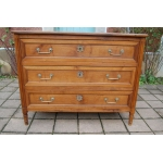 LOUIS XVI PERIOD CHEST OF DRAWERS