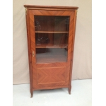 LOUIS XV STYLE DISPLAY CABINET