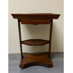 SMALL TWO TIER TABLE