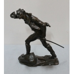 BRONZE STATUETTE by A.E.Carrier-Belleuse