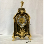 BOULLE MARQUETRY CLOCK