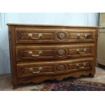 18th C FRENCH CHEST OF DRAWERS