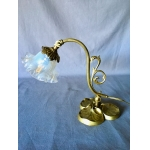 ART NOUVEAU PERIOD PIANO LAMP