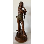 BRONZE SCULPTURE signed Henri PLE