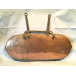 COPPER DRIP PAN
