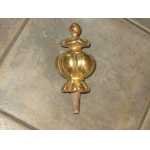 DECORATIVE GILTWOOD ELEMENT
