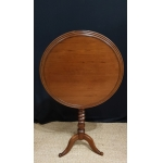 TILT TOP OCCASIONAL TABLE