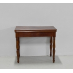 LOUIS PHILIPPE PERIOD CARD TABLE