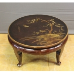 Chinese Lacquer Coffee Table Around 1930