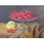 STILL LIFE signed CHAPUIS