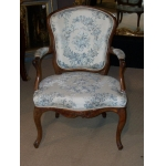 LOUIS XV PERIOD ARMCHAIR