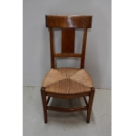 FRENCH DIRECTOIRE PERIOD NURSING CHAIR