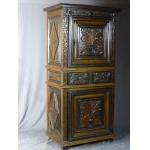 18th CENTURY FRENCH CUPBOARD