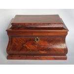 FRENCH REGENCY PERIOD JEWELRY BOX
