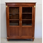 FRENCH DIRECTOIRE STYLE BOOKCASE