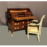 18th CENTURY SECRETAIRE CHEST