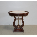 LOW LYRE TABLE