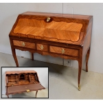 FRENCH REGENCY PERIOD SLOPE TOP DESK