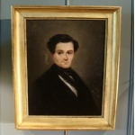 Portrait Of A Man Dated 1841