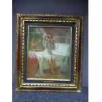 OIL ON CANVAS SIGNED PIERRE BONNAUD